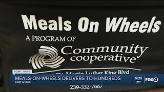 Meals on Wheels helps feed families for Thanksgiving