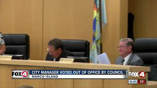 Embattled city manager fired - Video