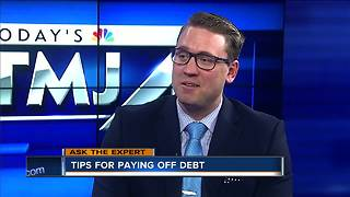 Tips for Paying Off Debt - Video