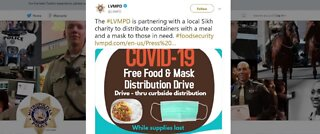 Today you can get a free mask & meal