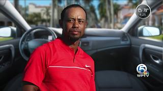 Tiger Woods entering diversion program - Video
