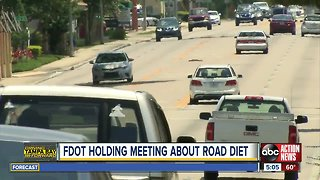 FDOT to hold public meeting on S. Florida Avenue 'road diet' project