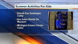 Best ways to keep kids busy this summer - Video