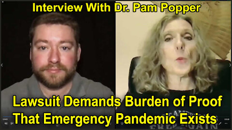 New Lawsuit Could End Covid-1984 by Requiring Pandemic Burden of Proof