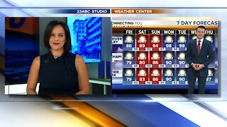 23ABC Evening weather update September 24, 2020