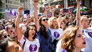 Swiss women protest nationwide for equality