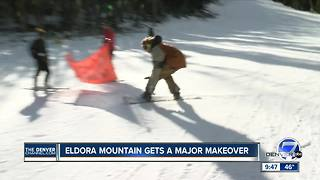 Eldora Mountain gets a major makeover - Video