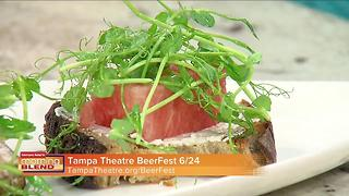 Tampa Theatre BeerFest - Video