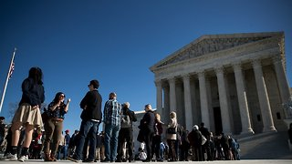Supreme Court Hears Microsoft Email Privacy Case - Video