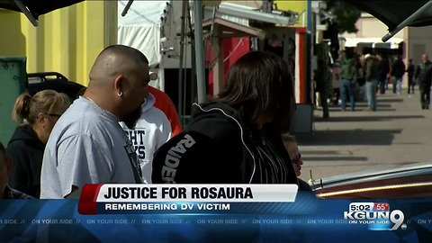 Justice For Rosaura