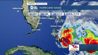 Tracking the Tropics | August 1 Morning Update