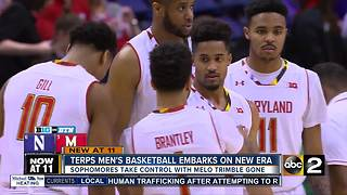 Terps to embark on life without Melo Trimble, sophomores ready to step up - Video