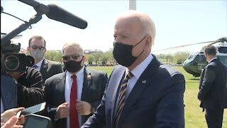 Biden: I Will Spend Billions On Infrastructure Because Everyone Else Is Doing It