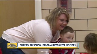 Fairview Park City Schools seeking preschool students for Developmental Assistance Program
