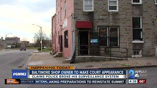 Store owner taking BPD to small claims court