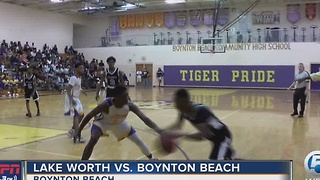 Lake Worth takes down Boynton Beach - Video