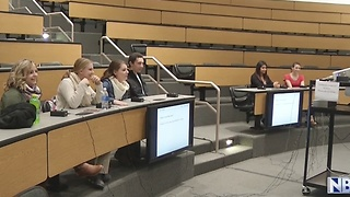 Students take part in Finance and Investment Challenge Bowl - Video