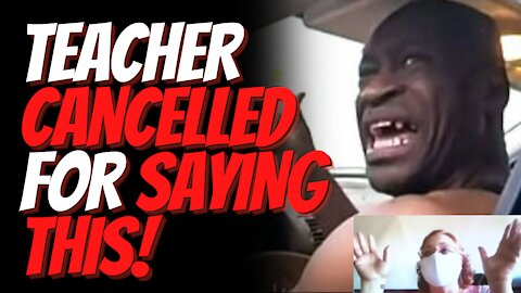 Alaska High School Teacher Suspended After George Floyd Discussion with Students Goes Viral!
