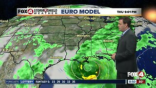 Tropical Storm Barry is expected to form later today