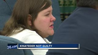 Sheboygan Falls woman found not guilty of killing son - Video