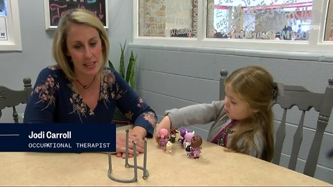 High schoolers invent device to help disabled girl