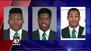 Former MSU football players facing sexual assault charges to be in court - Video