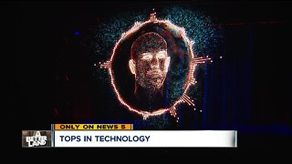 Cleveland company using holograms to bring a new dimension to history - Video
