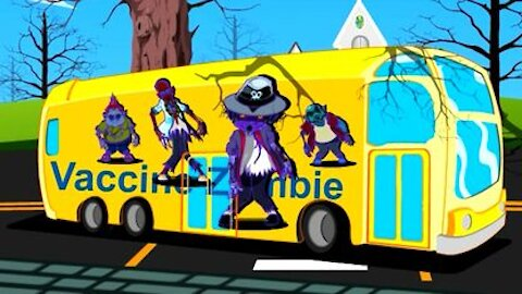 HOTTEST VID ON THE NET.VACCINE ZOMBIE BY MIKE ADAMS,SEE IT HERE