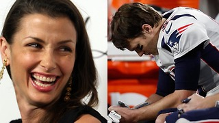 Tom Brady's Baby Mama Bridget Moynahan SHADES His Super Bowl Performance - Video