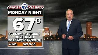 Sunday Evening 7 First Alert forecast - Video