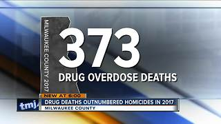 Spike In Drug Overdoses - Video