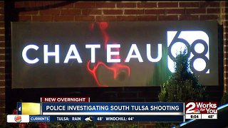 TPD investigate south Tulsa shooting