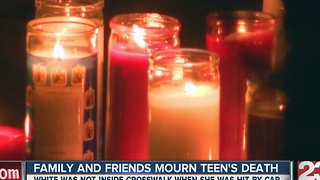 Family and friends mourn Highland teens death - Video