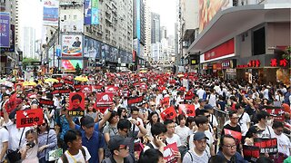 Political crisis builds in Hong Kong after huge protest against extradition law