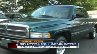 Hillsborough County deputies locate vehicle involved in fatal hit-and-run - Video