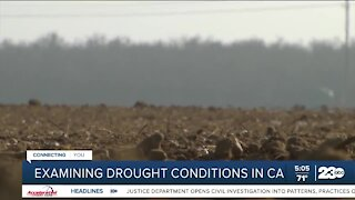 Governor Gavin Newsom takes executive action on drought