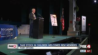 Take Stock in Children welcomes new members - Video