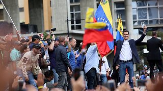 Venezuelan President Maduro Rejects Ultimatum From 4 Countries