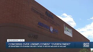 HD: State agency overpaid $20.2 million in unemployment in 7 months in Arizona