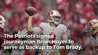 Patriots Sign Former 49ers Qb After Trading Garoppolo - Video