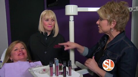 Sally Hayes has been doing permanent makeup for 30 years!