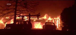 California wildfires turn deadly