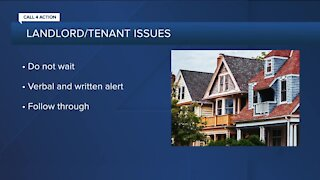 How to get help with landlord-tenant issues