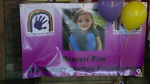 Family who lost daughter to DIPG raises money to fund a cure
