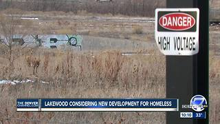 Proposed homeless housing development in Lakewood stirs up debate - Video