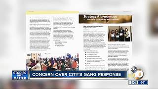 Concern over San Diego's gang response - Video