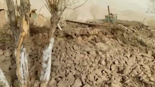 Cleanup Underway After Deadly Xinjiang Earthquake - Video