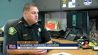 Dodge County to publicly shame drunk drivers on Facebook