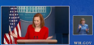 Jen Psaki on Cuomo accusations