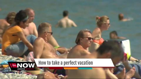 Here's How To Reap The Benefits Of A Perfect Vacation